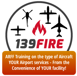139FIRE | Innovative ARFF Live-Fire Drill Solutions